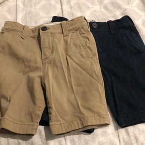 Abercrombie kids shorts - 2 pair